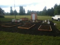 Boring Oregon MS Garden Boxes Completed 200x150 Food Growing, Organic Land Care, Home Construction, & Custom Landscapes