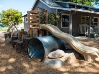 Inspiring learning landscape Play Structure 200x150 Food Growing, Organic Land Care, Home Construction, & Custom Landscapes